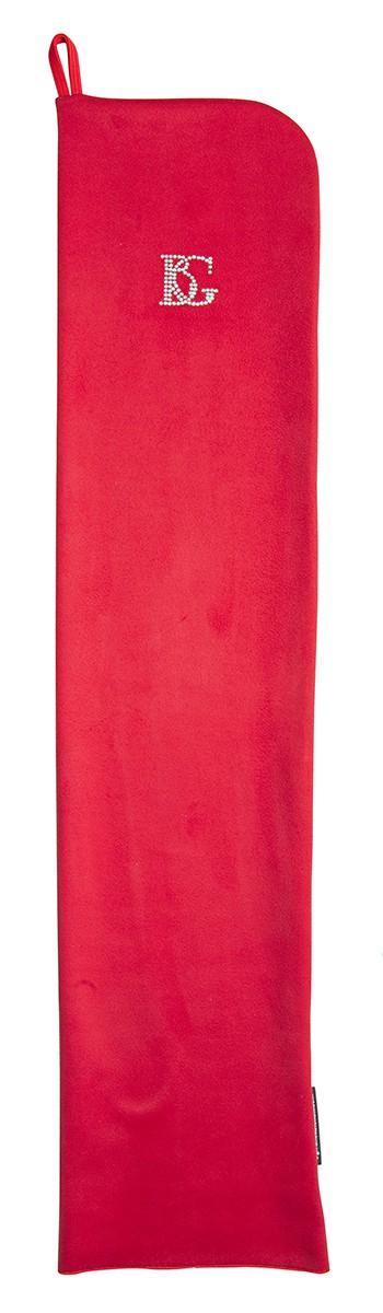 BG A68R Mikrofaser Rot Staubschutz