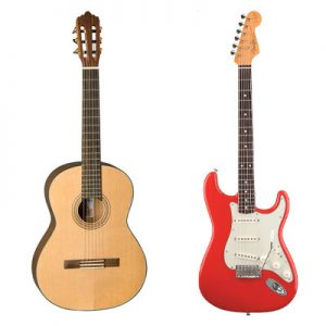 Gitarren / Bässe